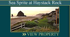 Sea Sprite At Haystack Rock