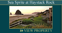 Sea Sprite At Haystack Rock